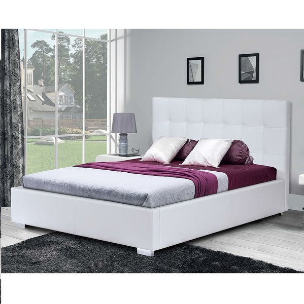 Magic Upholstered Double Size Bed Frame