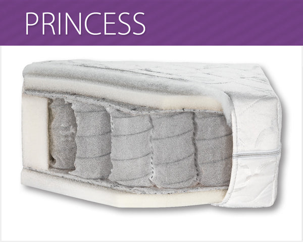 Princess 160cm x 200cm mattress