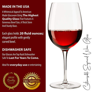 Wine Glass D7