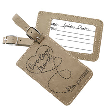 Load image into Gallery viewer, Luggage Tags Design 14