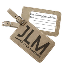 Load image into Gallery viewer, Luggage Tags Design 20