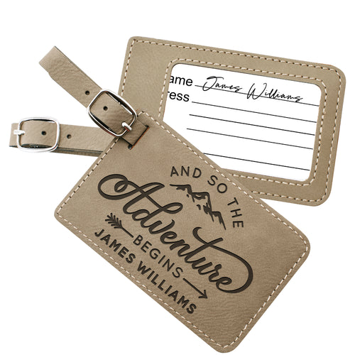 Luggage Tags Design 21
