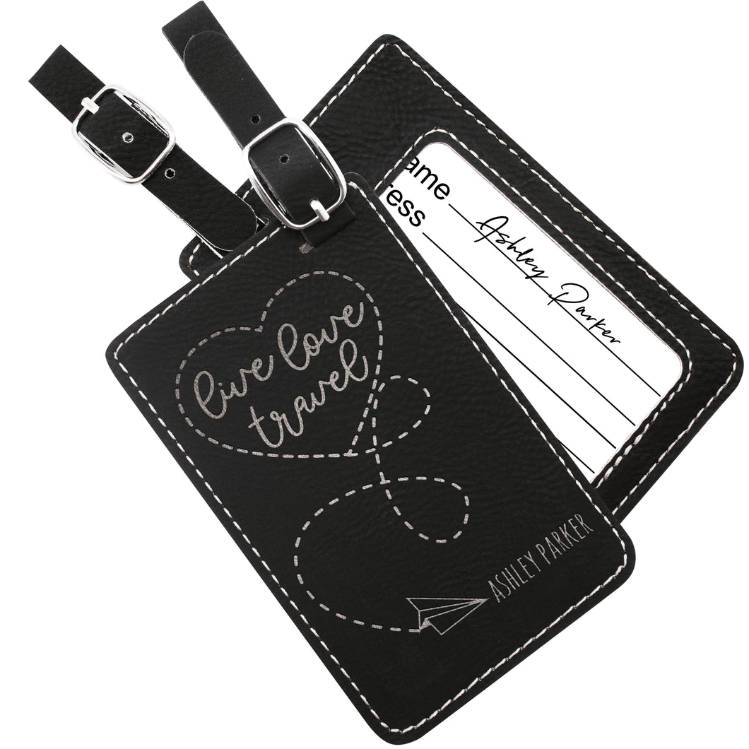 Luggage Tags Design 14