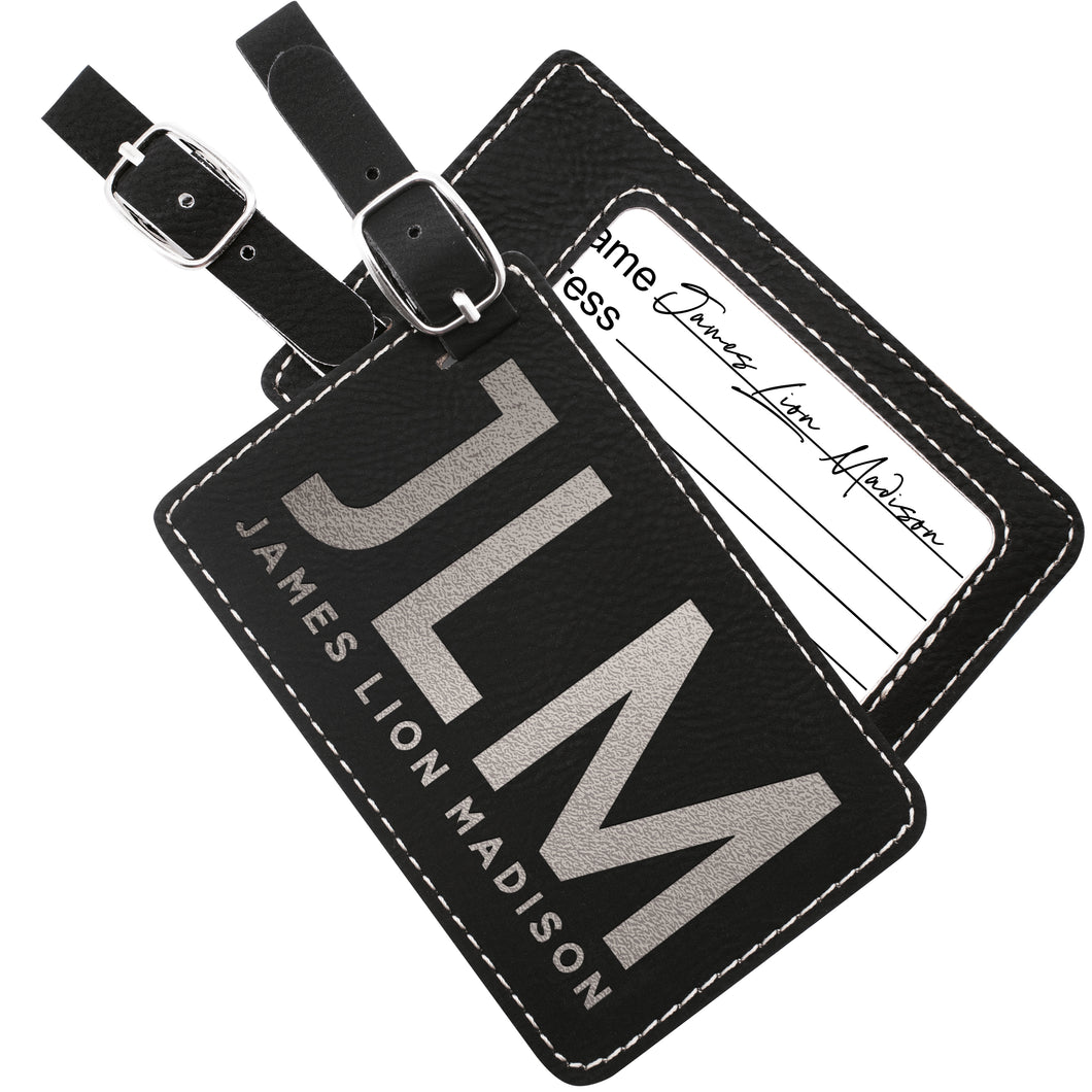 Luggage Tags Design 20