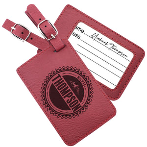 Luggage Tags Design 23