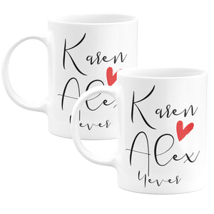 Couple coffee mug Design 04