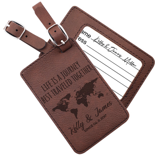 Luggage Tags Design 24