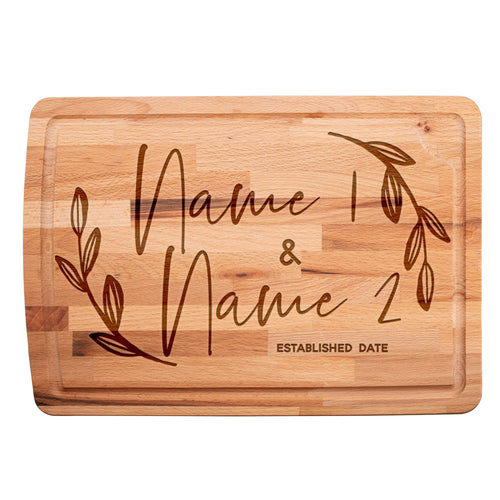 Wood Cutting Board M1 D3