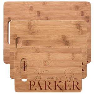 Wood Cutting Board JDSB D4