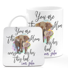 Load image into Gallery viewer, Personalized MOM Coffee Mugs D6