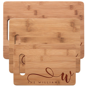 Wood Cutting Board JDSB D6