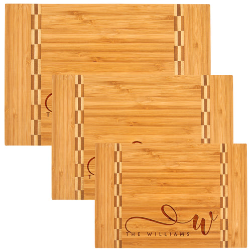 Wood Cutting Board JSDN D6