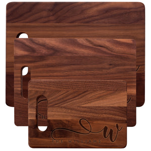 Wood Cutting Board JDSW D6
