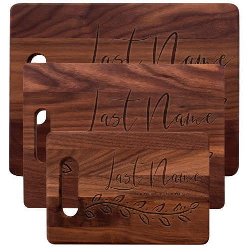 Wood Cutting Board JDSW D7