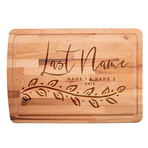 Wood Cutting Board M1 D7