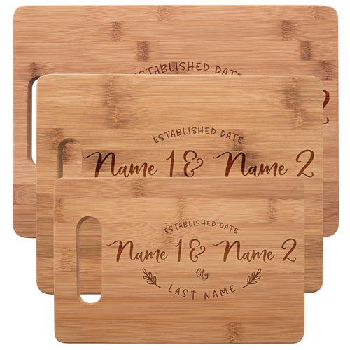 Wood Cutting Board JDSB D8