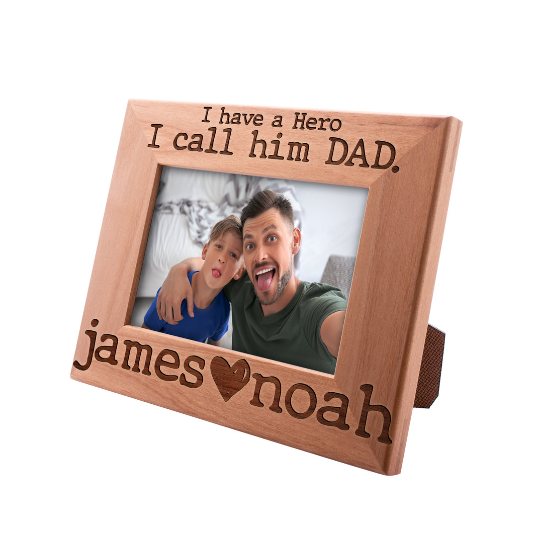 Photo Frame DAD Style 2