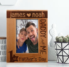 Load image into Gallery viewer, Photo Frame DAD Style 1