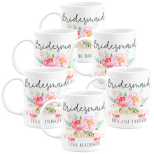 Load image into Gallery viewer, Bridal Mugs D6