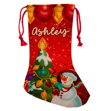 Load image into Gallery viewer, Christmas Stockings D7
