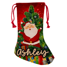 Load image into Gallery viewer, Christmas Stockings D8
