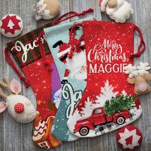 Load image into Gallery viewer, Christmas Stockings D9