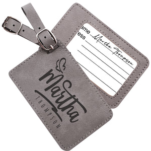 Luggage Tags Design 10