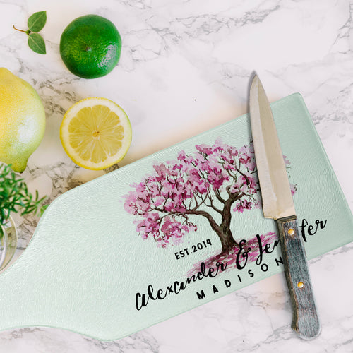 Cheese Glass Cutting Board Design 5