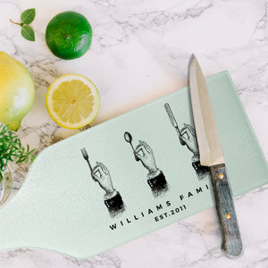 Cheese Glass Cutting Board Design 8