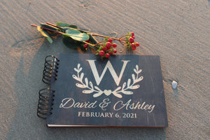 Wedding Guest Book D2