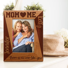 Load image into Gallery viewer, Photo Frame MOM Design 1