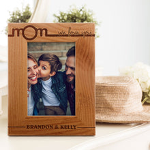 Load image into Gallery viewer, Photo Frame MOM Design 2