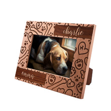Load image into Gallery viewer, Photo Frame Lovely Pets 1