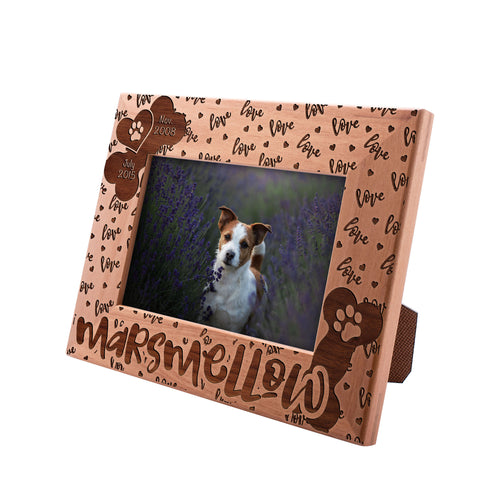 Photo Frame Lovely Pets 4