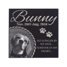 Load image into Gallery viewer, Memorial Pet Stone D7
