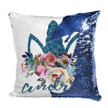 Load image into Gallery viewer, Sequin Pillow Case D6
