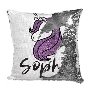 Sequin Pillow Case D9