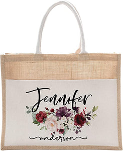 Tote bag  Cotton Canvas D4