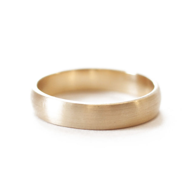 Yellow Gold Classic Band