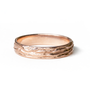 The Woodgrain Carved Band