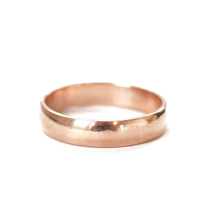 The Rose Gold Classic Band