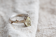 The Honeydrop Ring