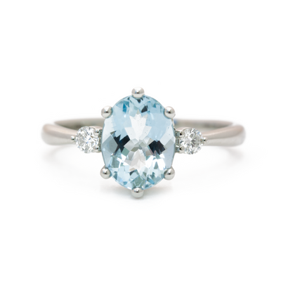 The Aquamarine Ring