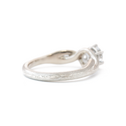 The Mokume Twist Ring