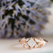 The Princess Olive Branch Ring