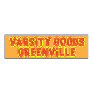 Varsity Goods Greenville