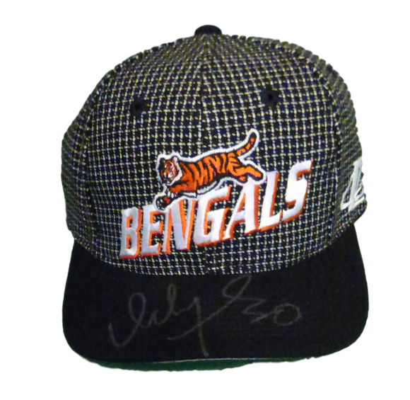 Bengals Hat – Black and Grey