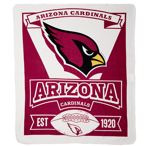NFL Marque Printed  Throw
