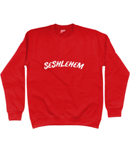 Load image into Gallery viewer, 'Seshlehem' Geordie Christmas Jumper