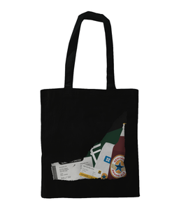 What's in the bag? Newcastle Tote Bag